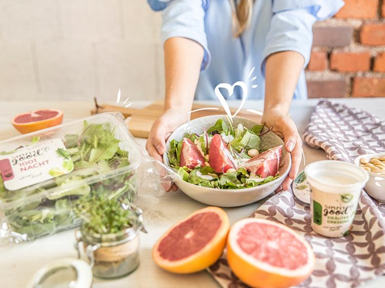 1001 Nacht Salat - Tipp zum Verfeinern | Simply Good