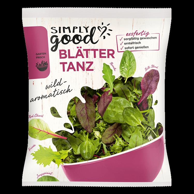 Blätter Tanz - Salat Rezepte | Simply Good