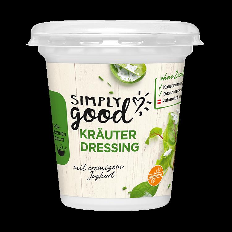 Kräuter Dressing - Salatdressing |Simply Good